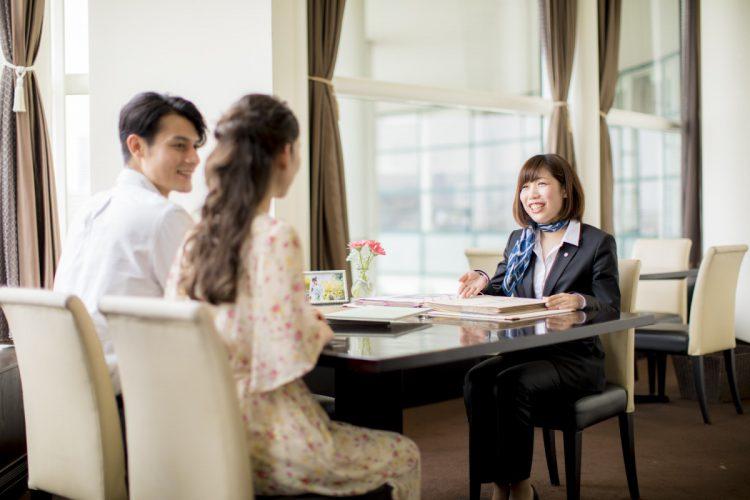 【初めての会場見学におすすめ】不安解消!予算も段取りも!結婚式まる分かり相談&試食会