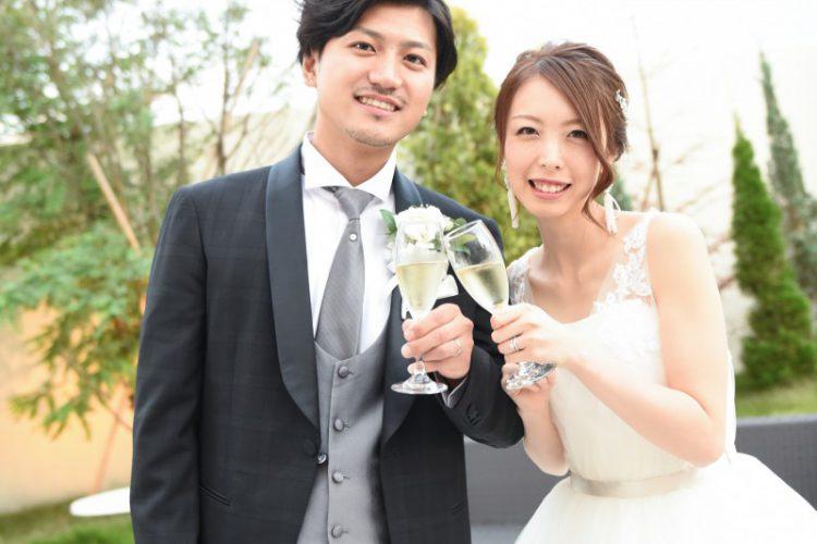 みんなを笑顔にさせる結婚式